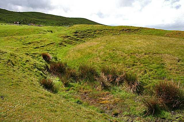 The Linford Barrows, Northern Ireland