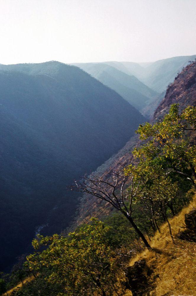 Lunsemfwa Wonder Gorge, Zambia