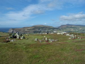 Meayll Hille Stone Circle, Isle of Man