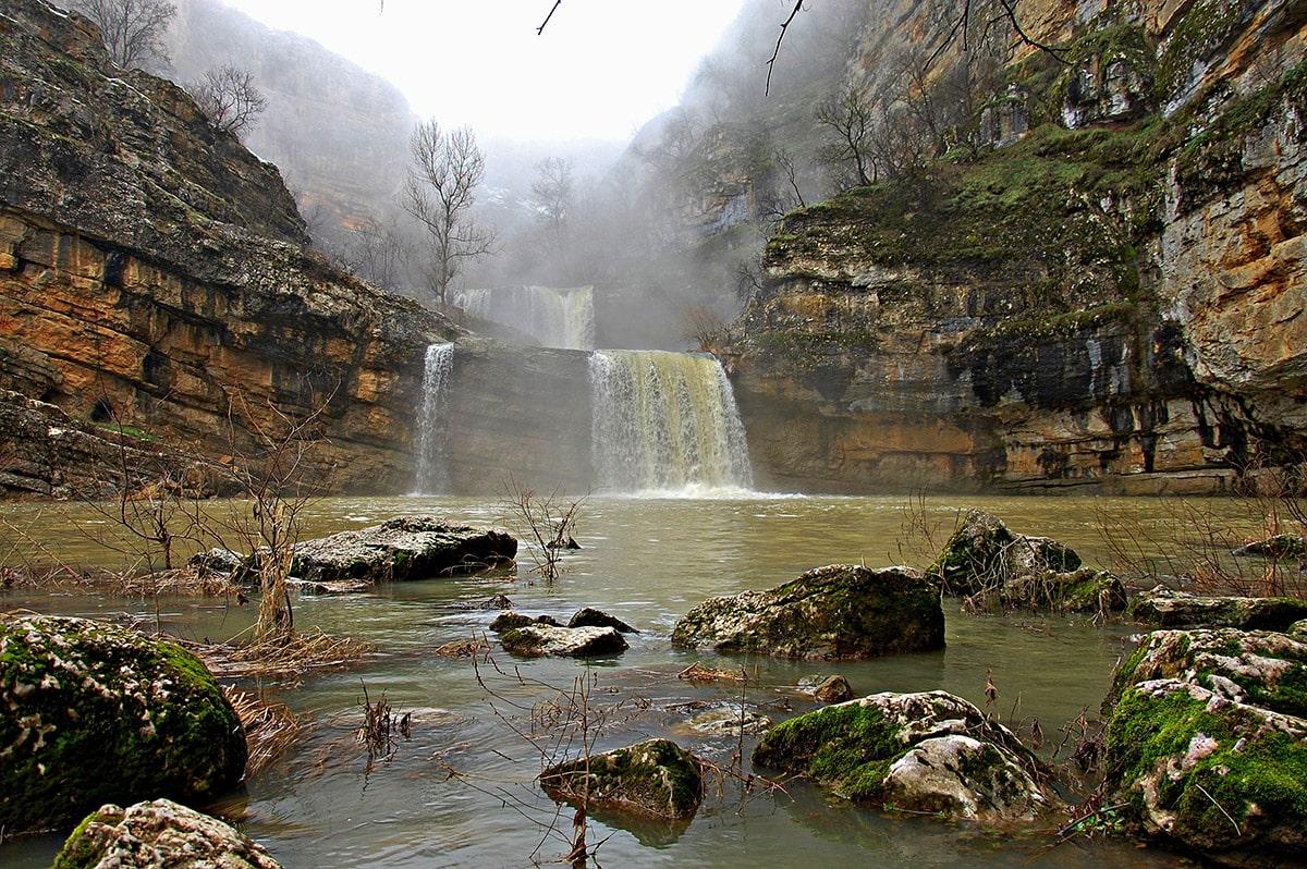 Mirusha Falls, Kosovo