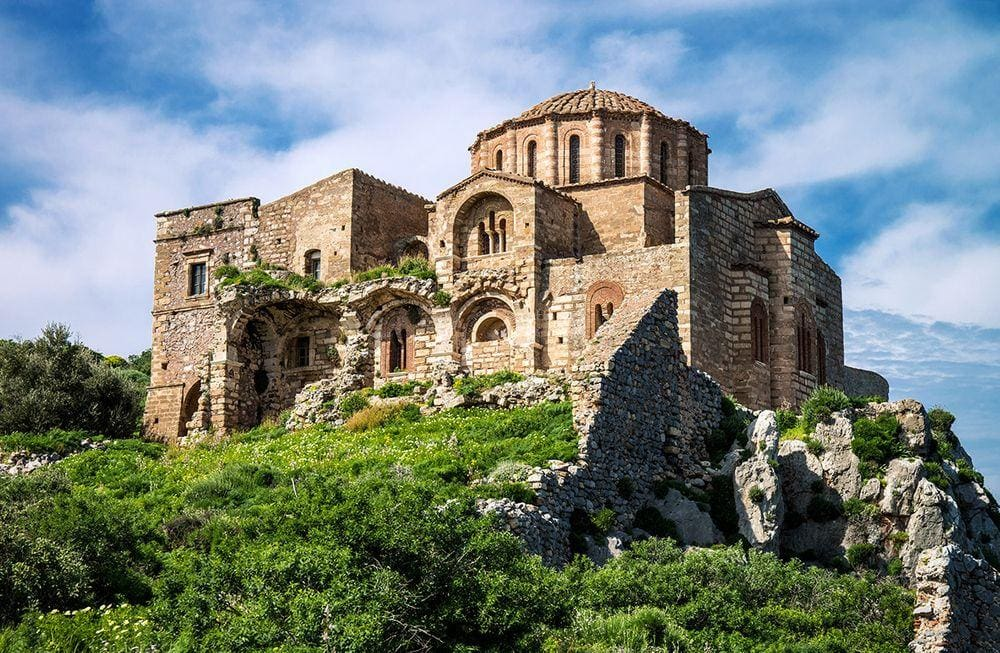 Agia Sofia in Monemvasia, Greece