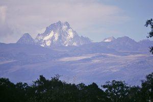 Mount Kenya, Kenya