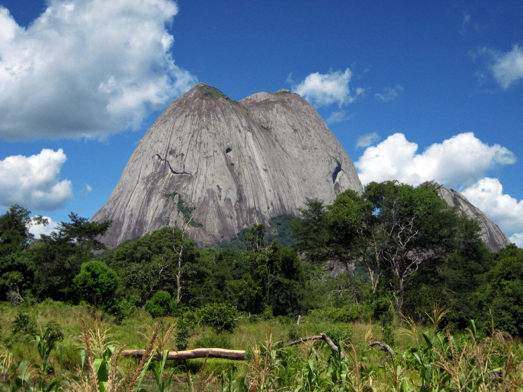 Mount Panda, Mozambique