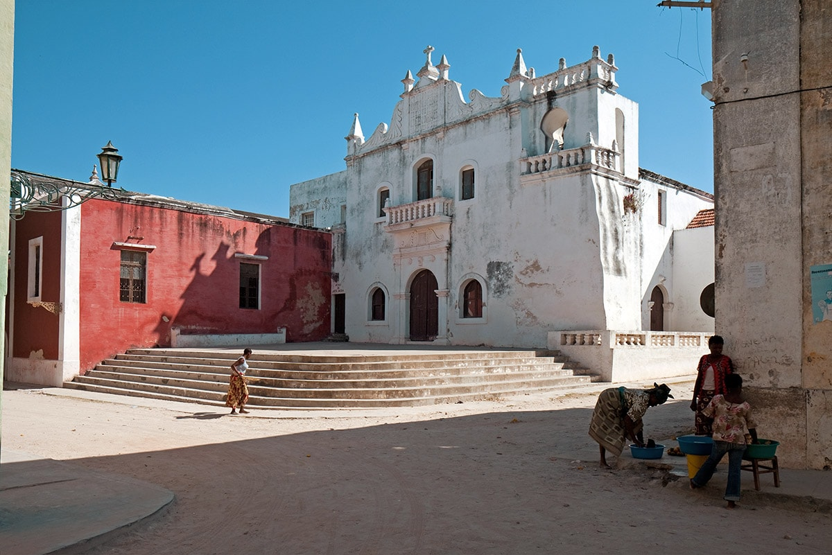 Island of Mozambique, Mesericórdia Church
