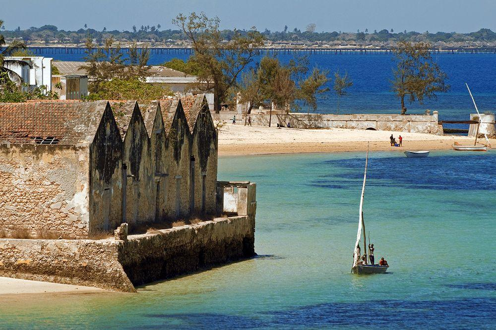 Fort on Island of Mozambique