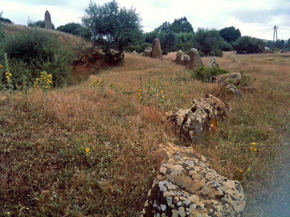 Stones of Msoura, Morocco