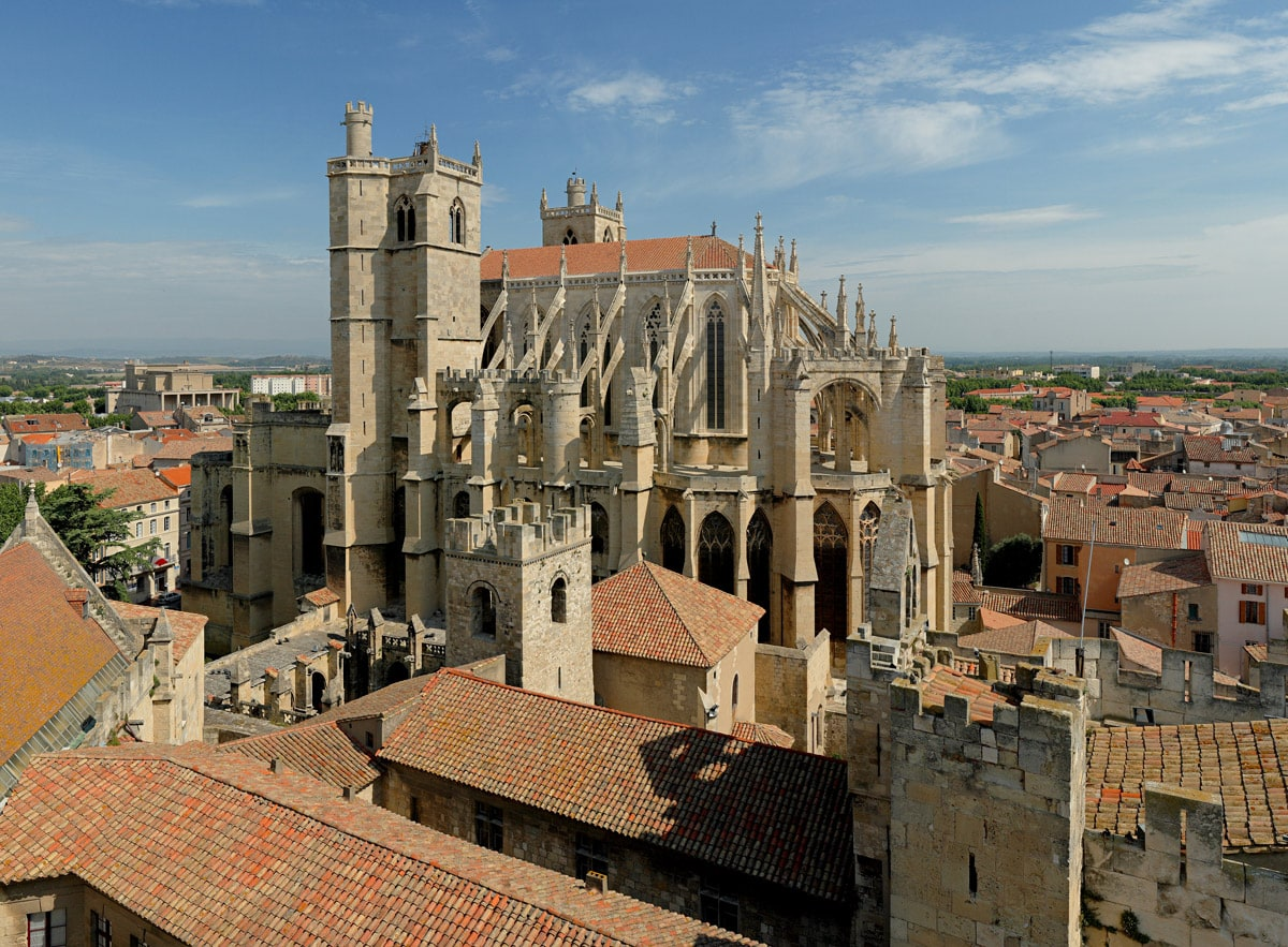 Narbonne Cathedral, France