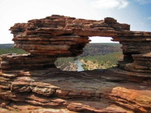 Nature's Window and Murchison Canyon, Australia