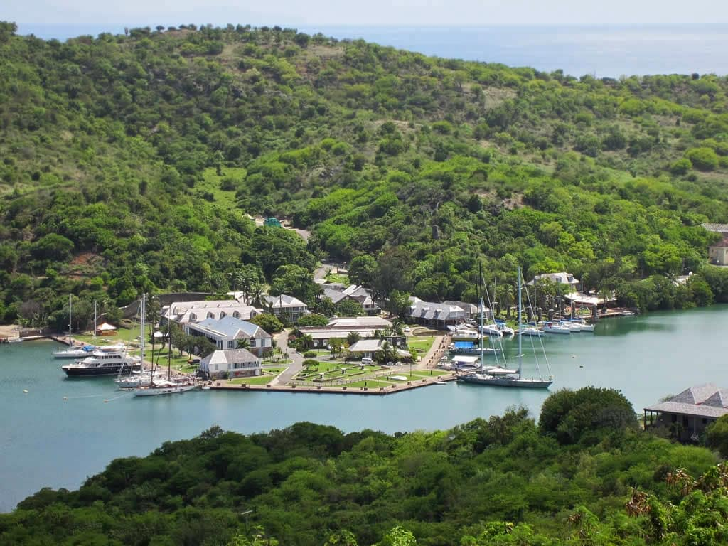 Nelson's Dockyard, Antigua and Barbuda