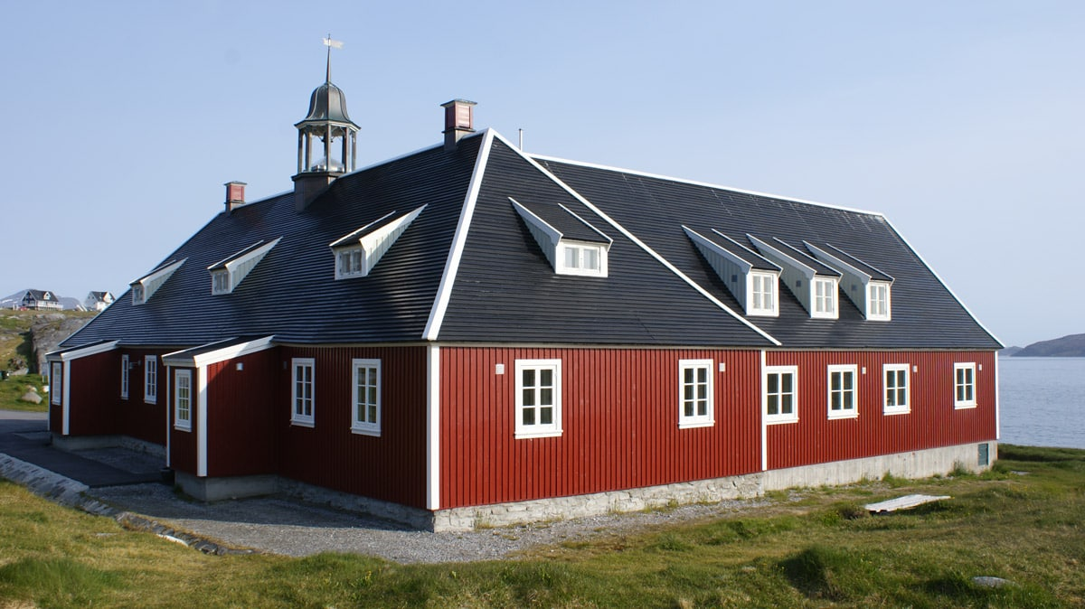 Moravian Brethren Mission House, Nuuk