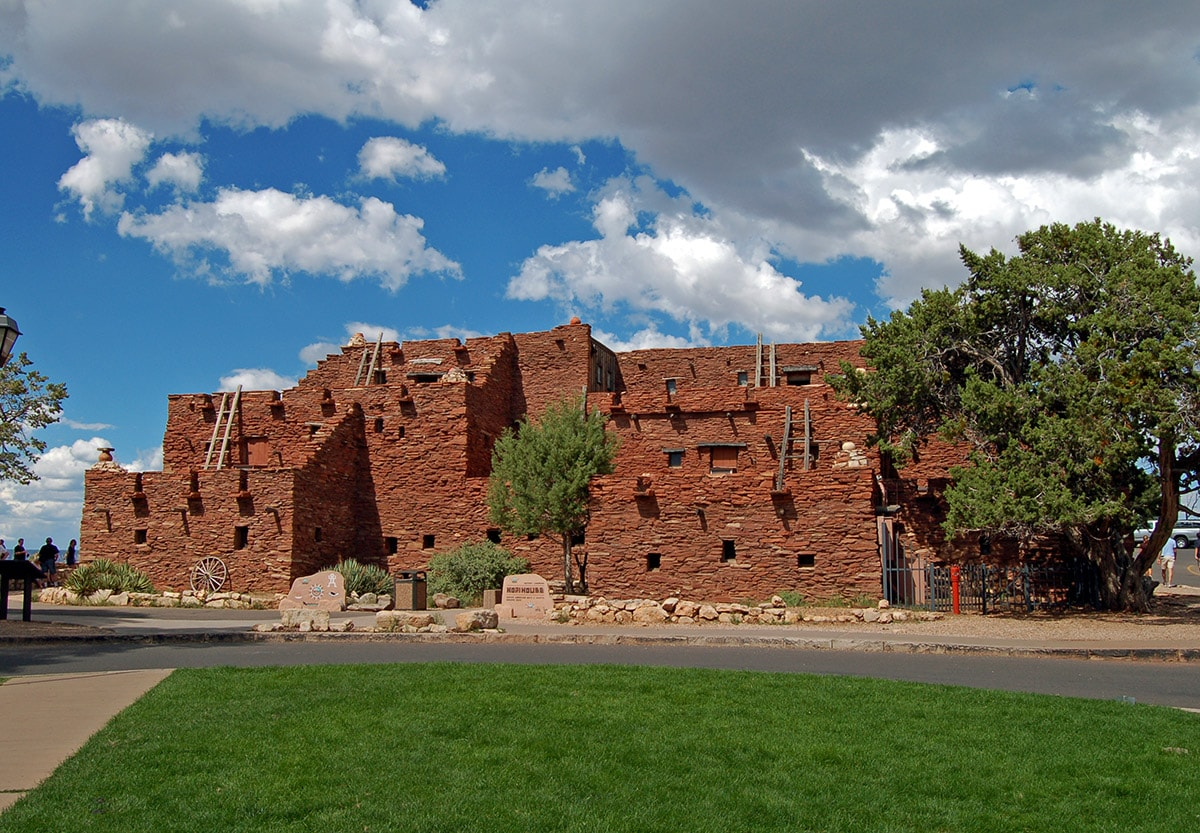 Oraibi Pueblo, Arizona