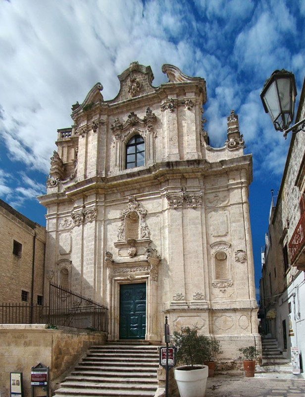 San Vito Martire church, Ostuni