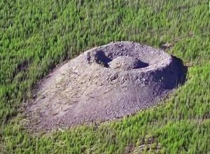 Patomskiy Crater, Russia