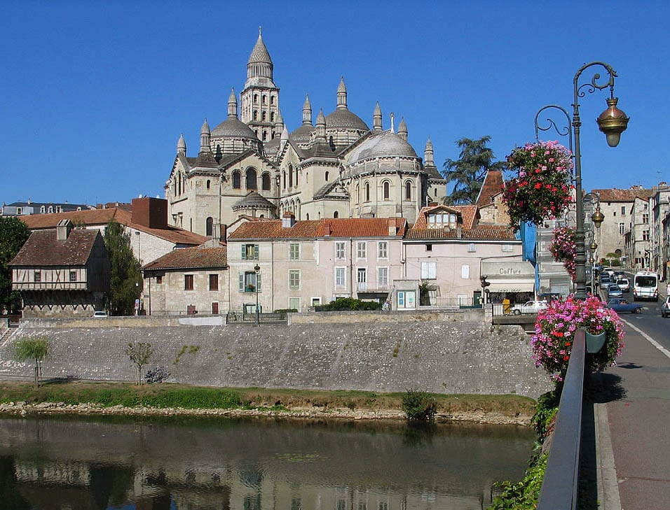 Périgueux St. Front Cathedral, France