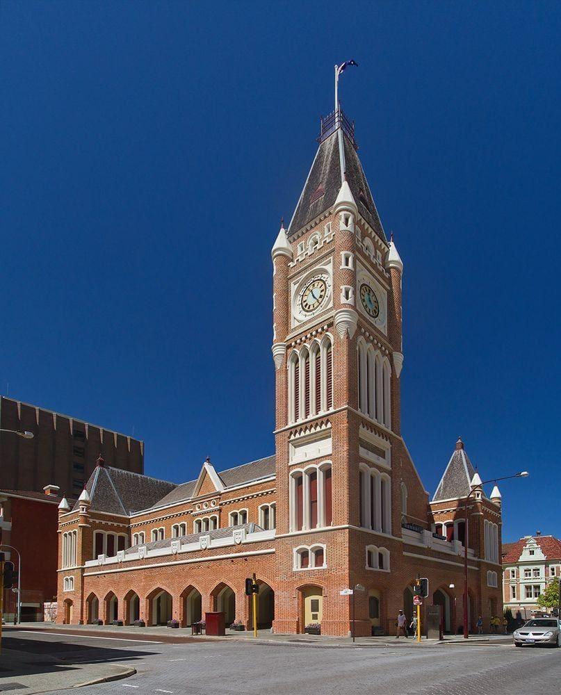 Perth Town Hall, Western Australia