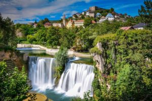 Pliva Falls, Bosnia and Herzegovina