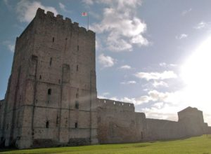 Portchester Castle, Hampshire