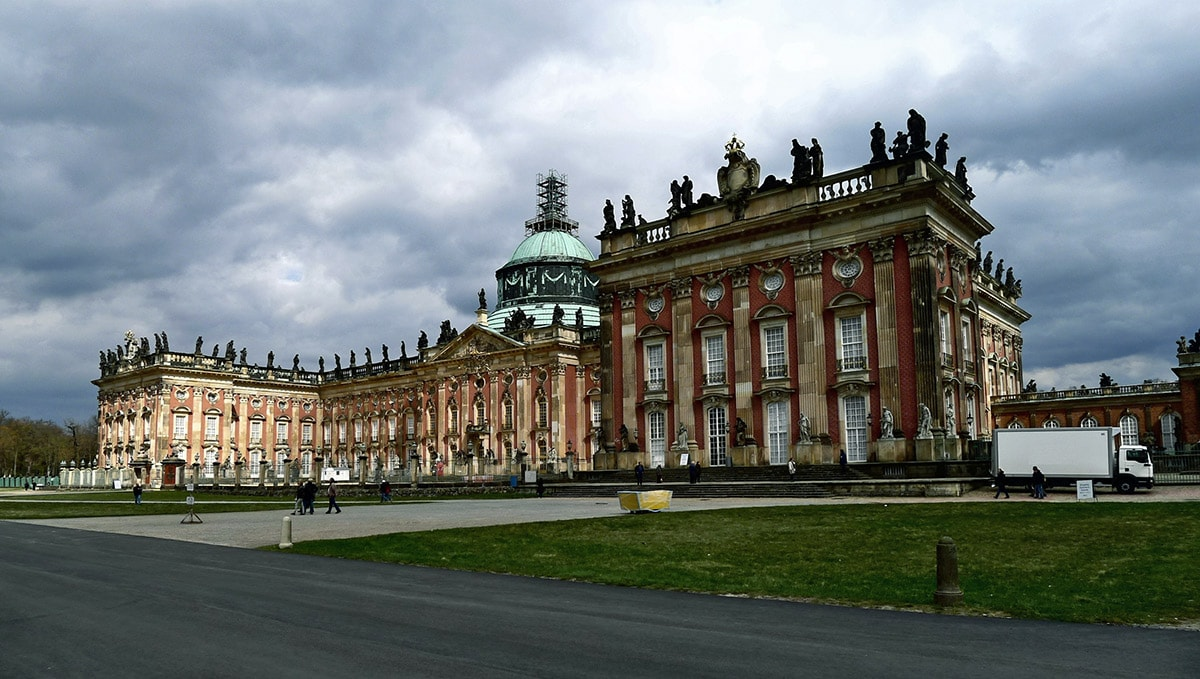 Potsdam New Palace, Germany