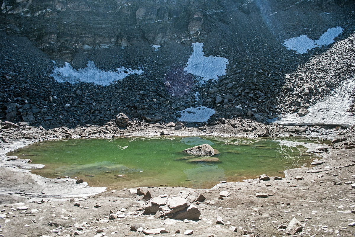 The mysterious Roopkund Lake, India