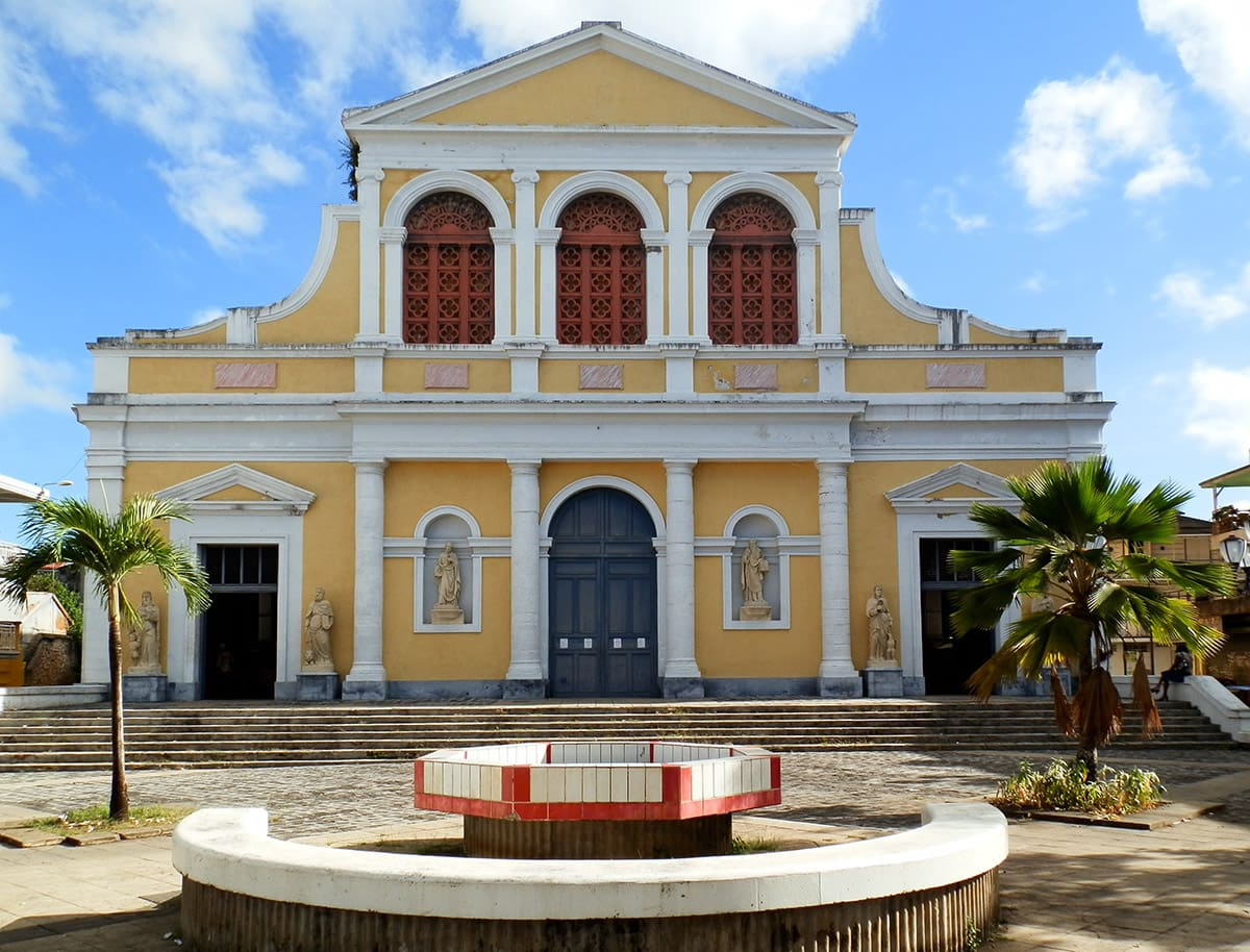 Saint-Pierre-et-Saint-Paul church, Guadeloupe