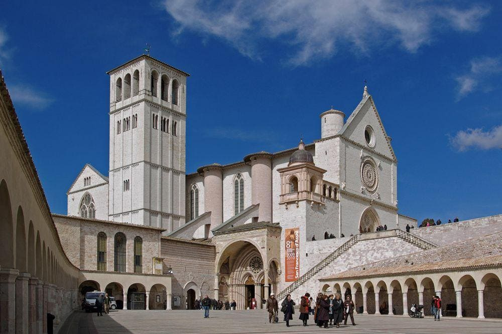 Basilica of San Francesco d'Assisi, Lower Church