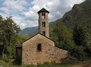 Church of Santa Coloma d'Andorra