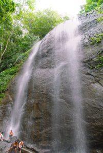 Sault Falls, Saint Lucia