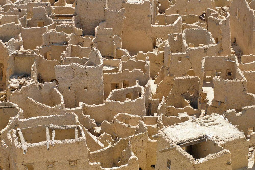 Old Siwa, Egypt
