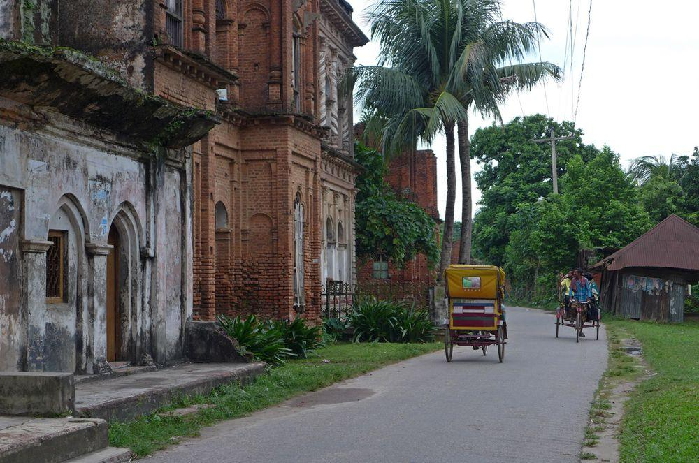 Panam City in Sonargaon, Bangladesh