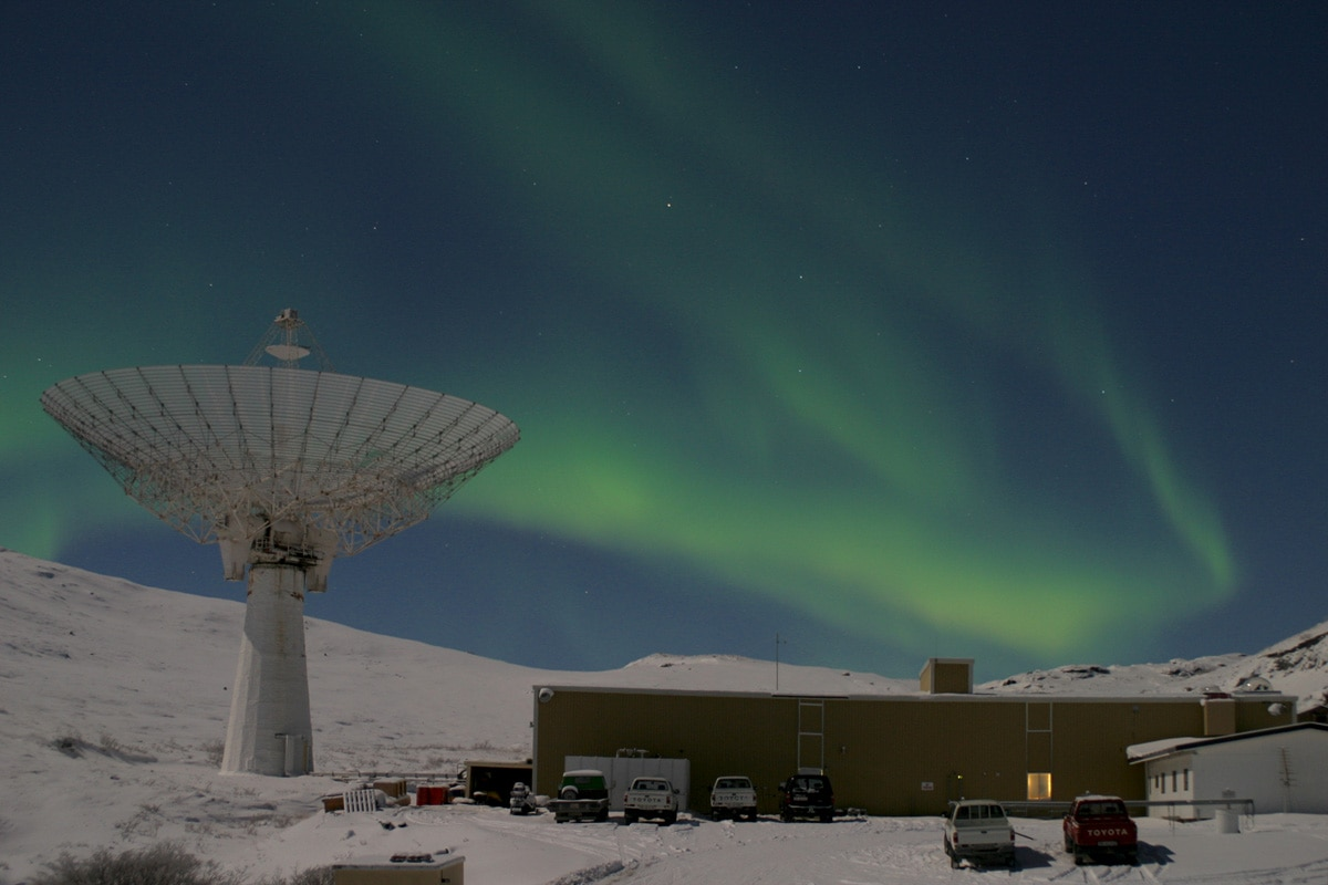 Sondrestrom Upper Atmospheric Research Facility, Greenland