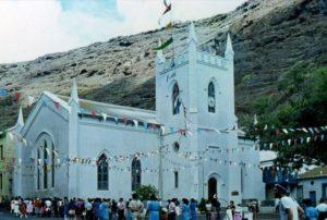 Saint James Church, Saint Helena