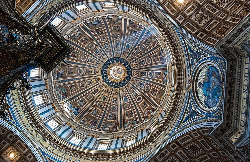 Dome of St.Peter's Basilica, Vatican