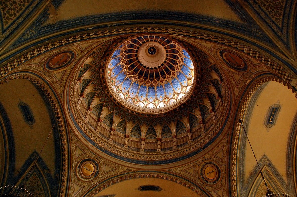 Szeged Synagogue, Hungary