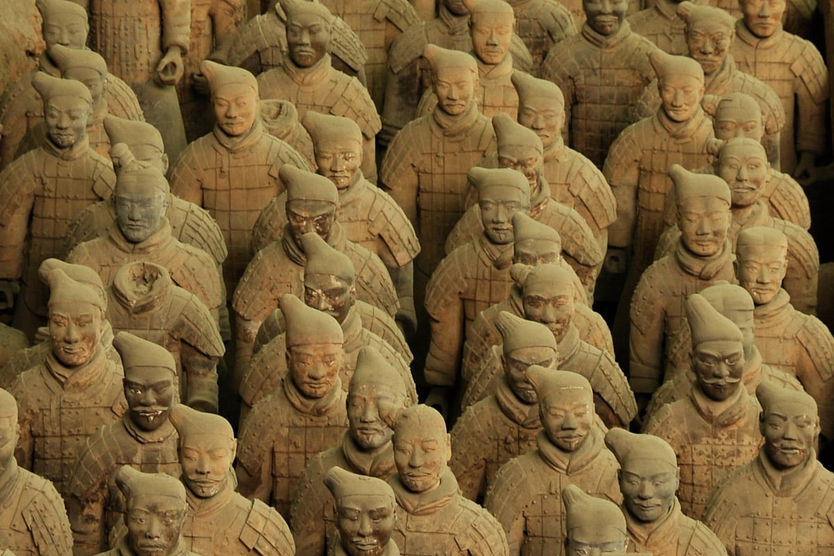 Terracotta Army of Qin Shi Huang, Shaanxi