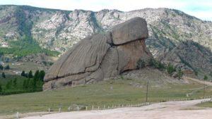 Melkhii Khad - Turtle Rock, Mongolia