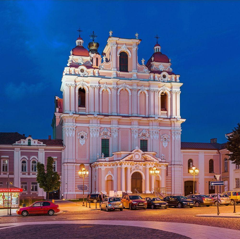 Church of St. Casimir in Vilnius