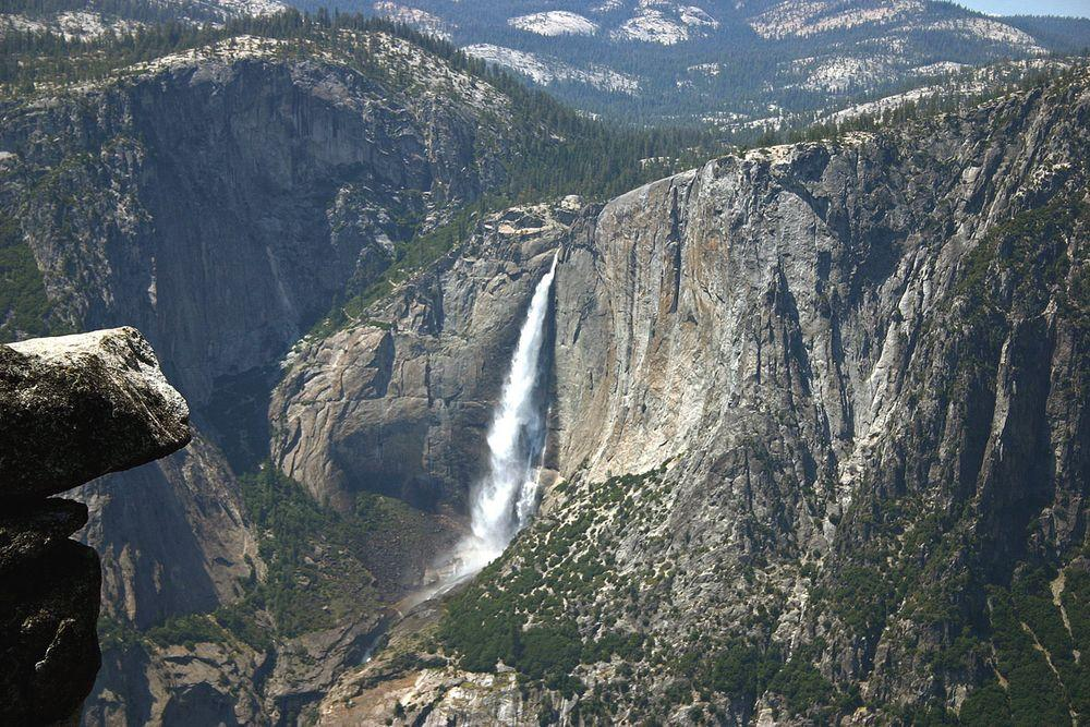 Yosemite Falls, Upper Fall