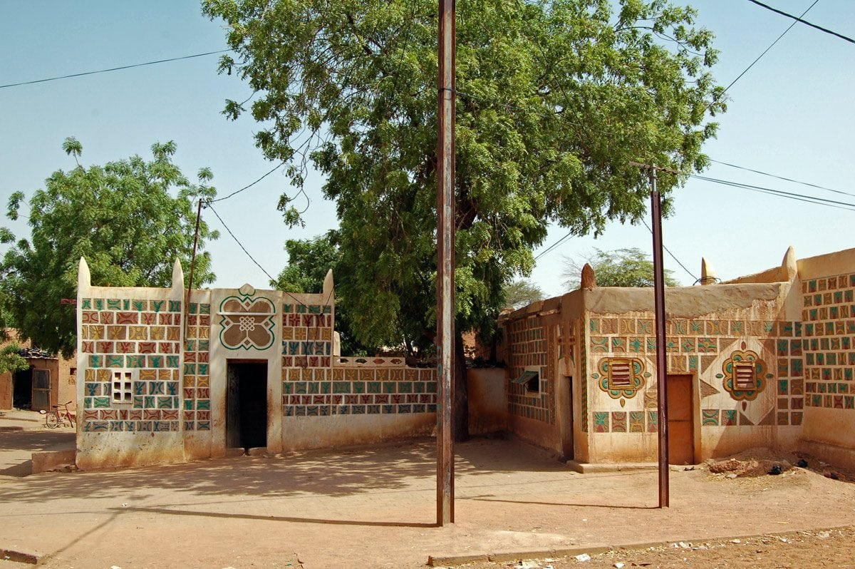 Zinder Old city, Niger
