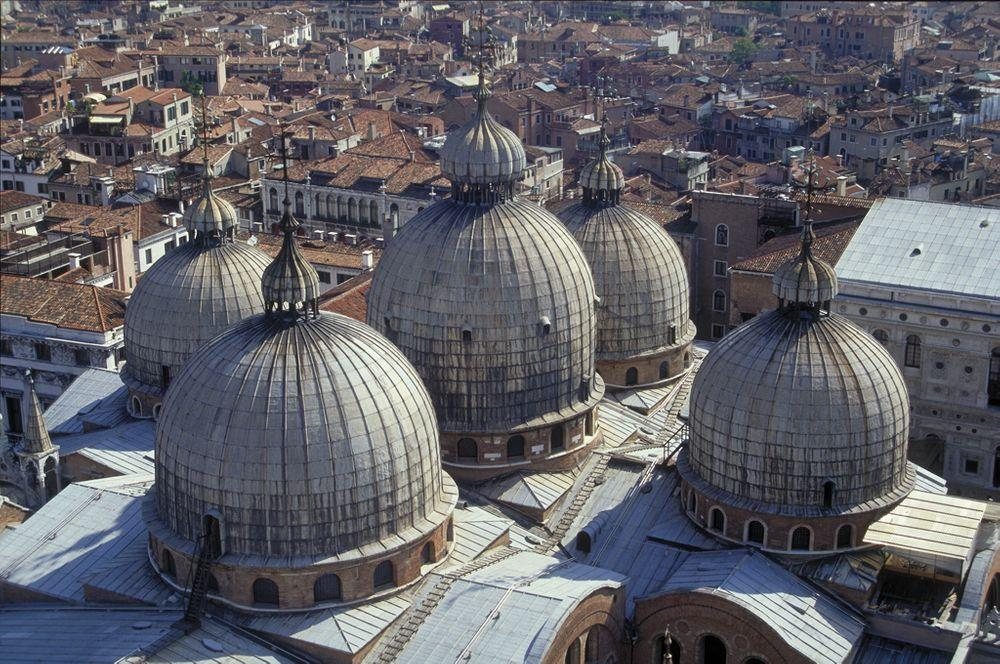 Domes of Saint Mark's Basilica