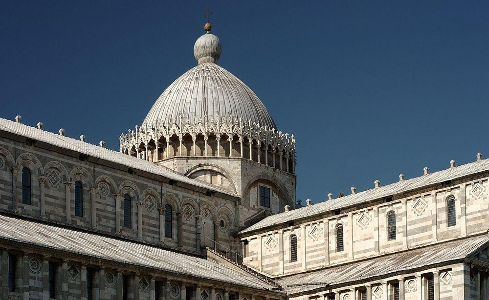 Dome of Pisa Cathedral