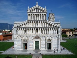 Pisa Cathedral. Italy