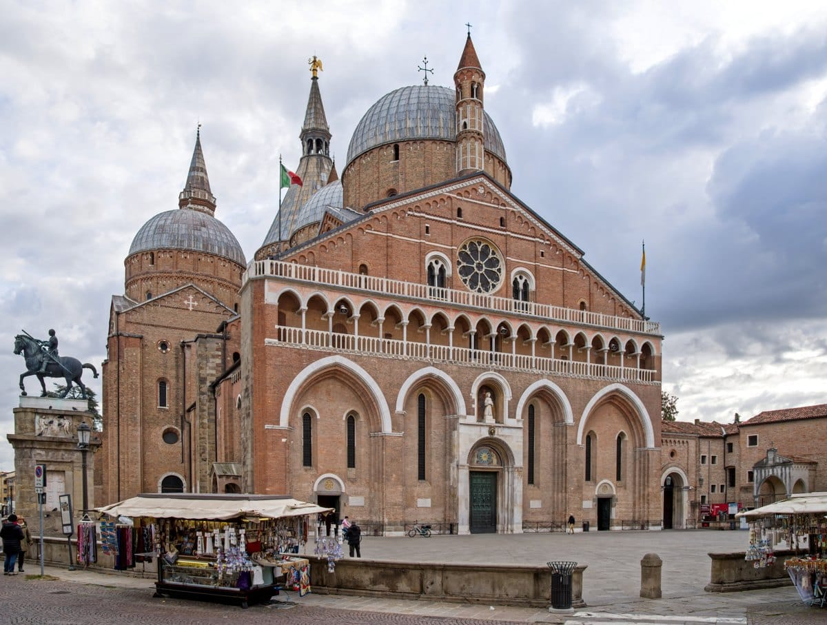 Image result for Anthony of Padua church italy