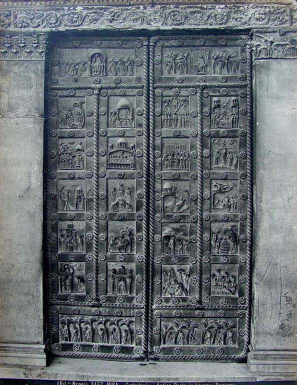 Saint Rainerius Door, Pisa Cathedral