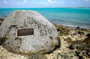 """""""98 Rock"""" - a reminder of tragic wartime events"""