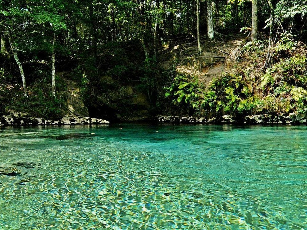 Gainer Springs, Emerald Spring