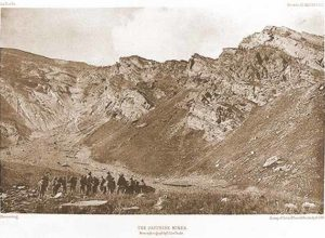 Kashmir Sapphire Mines near Padder in the late 19th century