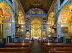 Church of Saint John the Evangelist, Funchal
