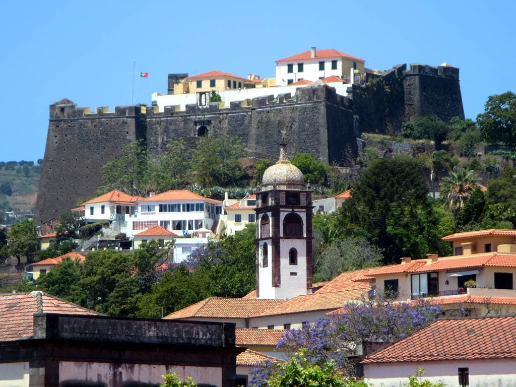 Fort of Pico, Madeira