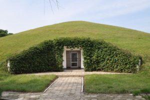 One of Kangso Three Tombs