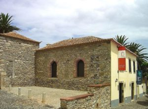House of Columbus in Vila Baleira